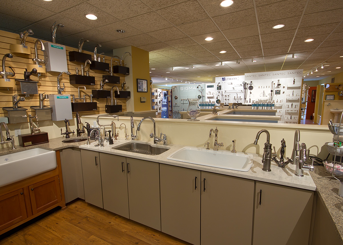 Bath Kitchen Showroom Avon Plumbing Heating