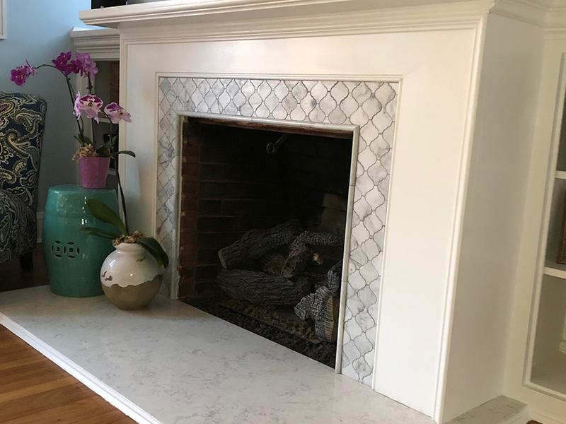 1920s Fireplace Facelift Avon Plumbing Amp Heating